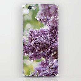Violet Syringa vulgaris lila iPhone Skin