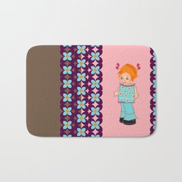 little miss mink Bath Mat