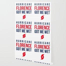 Hurricane Florence got me wet - North Carolina / South Carolina Wallpaper