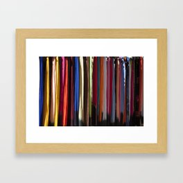 Cover me with Color Framed Art Print