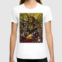 mona lisa T-shirts featuring #MONA #LISA by JOHNF