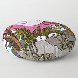 Seaweed's Forever Love Letter Floor Pillow