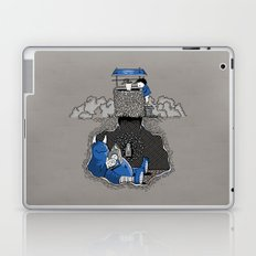 Nightlights and Oven Mitts Laptop & iPad Skin