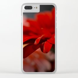 Just the Tips Clear iPhone Case