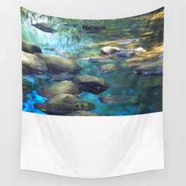 Stream of Tranquility Wall Tapestry