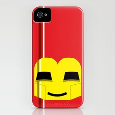 Adorable Iron iPhone (4, 4s) Slim Case