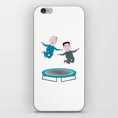 Trump and Kim Jong Un iPhone Skin