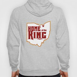 Home of the King (White) Hoody