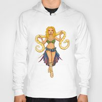 britney spears Hoodies featuring Britney Spears by JamesLBarryArt