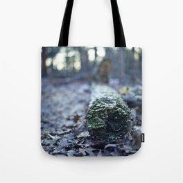 log Tote Bag