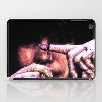 the breakfast club iPad Cases featuring Allison Reynolds from Breakfast Club by Aaron Bir