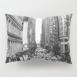 Chicago Street Pillow Sham