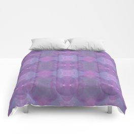 Lavender Pattern Comforters