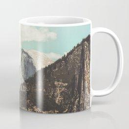 Half Dome Peek Coffee Mug