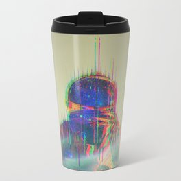 The Space Beyond - Astronaut Metal Travel Mug
