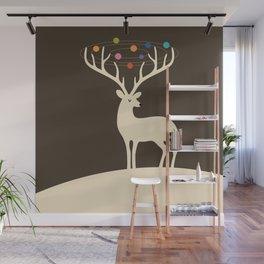My Deer Universe Wall Mural
