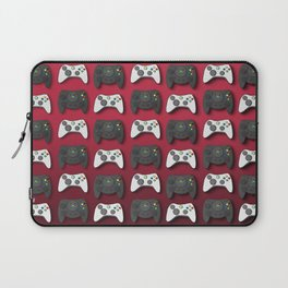 I Love Xbox- Red Laptop Sleeve