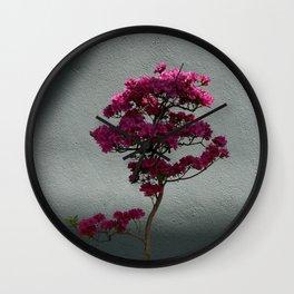 Trees #6 Wall Clock