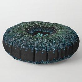 pranava yoga Floor Pillow