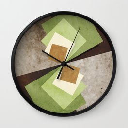 Curvature of A Square Wall Clock
