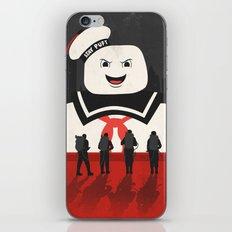 Ghostbusters iPhone & iPod Skin