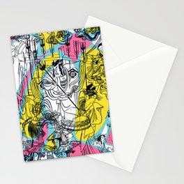 Genji Monogatari 2 Stationery Cards
