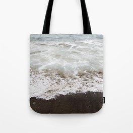 Brown Beach Tote Bag