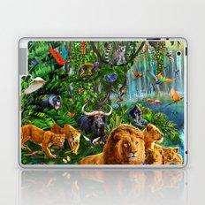 JUNGLE XL Laptop & iPad Skin