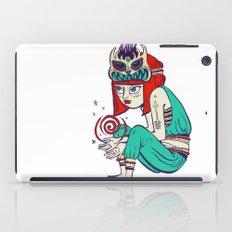 Voodoo magic iPad Case