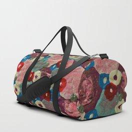 Mixed Flowers Duffle Bag