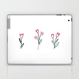 Tulip Garden Laptop & iPad Skin
