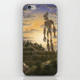 Remnants iPhone Skin