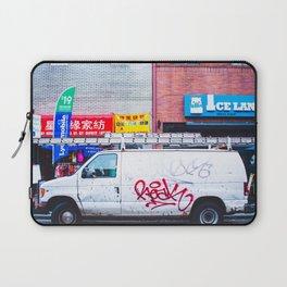 Graffiti Van Laptop Sleeve