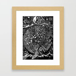 nuculouse Framed Art Print