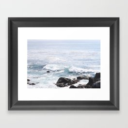 Ocean of Blue Framed Art Print