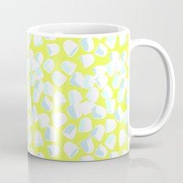 Morning Medicine in Yellow Coffee Mug