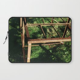 Oxide and grass Laptop Sleeve