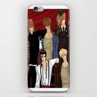gundam iPhone & iPod Skins featuring Gundam Wing by artwaste