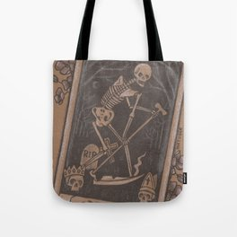 Death Tote Bag