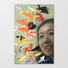 Fish's Canvas Print
