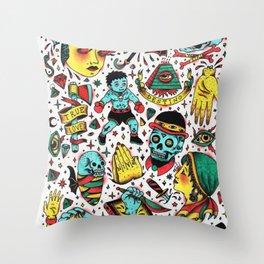 Varios 2. Throw Pillow