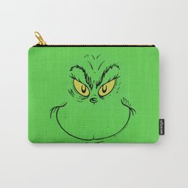 How The Grinch Stole Christmas (Dr. Seuss) Carry-All Pouch