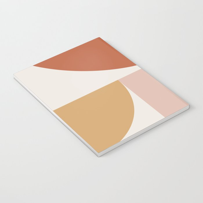 Abstract Geometric 13 Notebook
