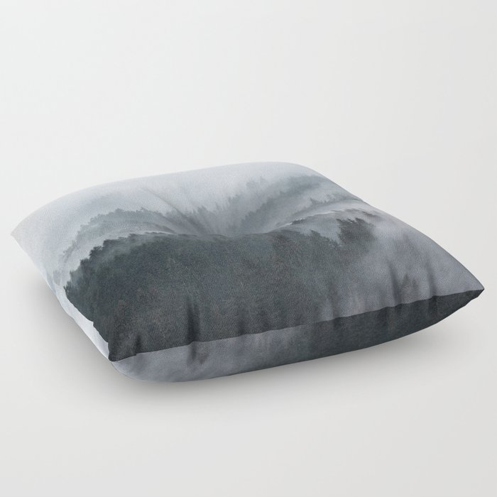The Waves Floor Pillow
