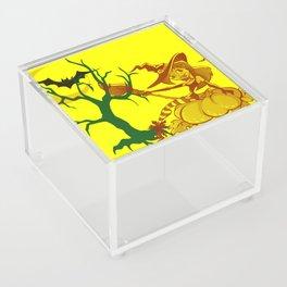 Sassy Little Witch Acrylic Box
