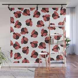 The Cuttest Ladybug Wall Mural