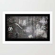 #ERROR57.05 Art Print