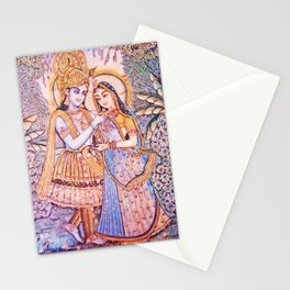 Hare Krishna Love Stationery Cards
