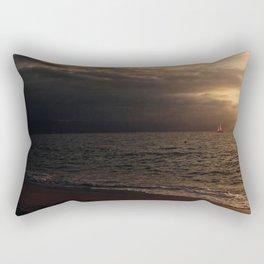 Peace Boat Rectangular Pillow
