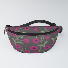 Poppies. Fanny Pack